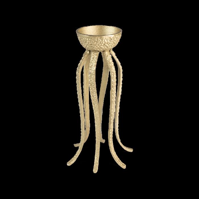 Bold Monkey Trouble In The Water Octopus schaal goud