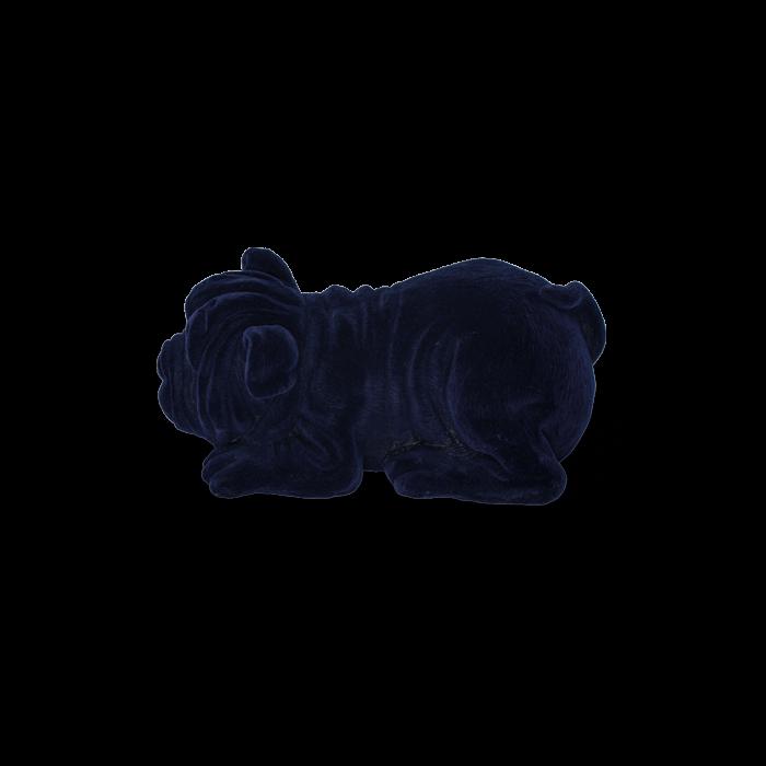 bold monkey Devilish Bulldog deco light blauw