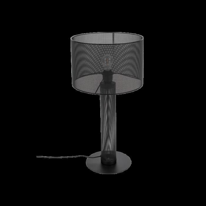 Bold Monkey Sweet Mesh table lamp black