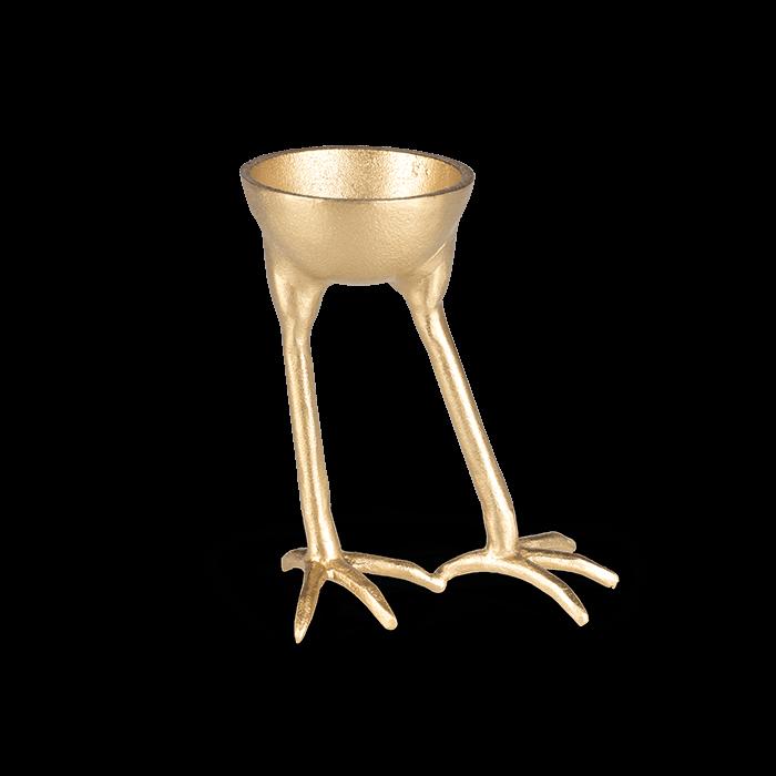 The Golden Heron schaal