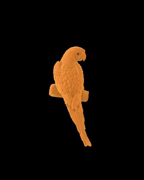 Bold Monkey Light My Fire wandlamp geel papegaai oker wandlamp oranje