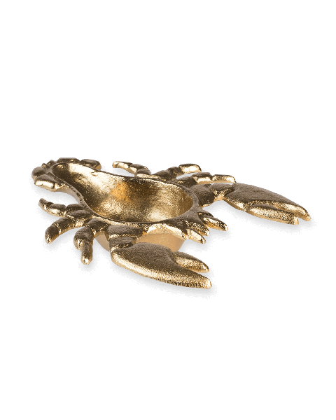 Bold Monkey Don't Pinch Me Lobster schaal goud kreeft schaaldier
